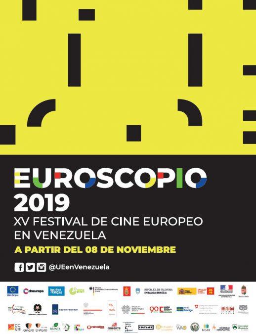 EUROSCOPIO 2019 15 Años de Cine Europeo
