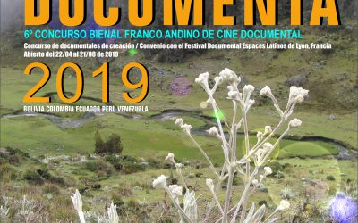 14º Festival de cine documental DOCUMENTA 2019