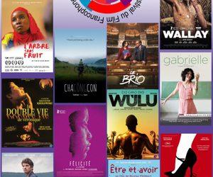 16º Festival de Cine Francófono