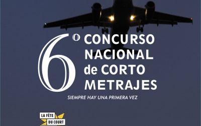 Selección oficial del 6º Concurso Nacional de Cortometrajes A CORTO PLAZO 2020