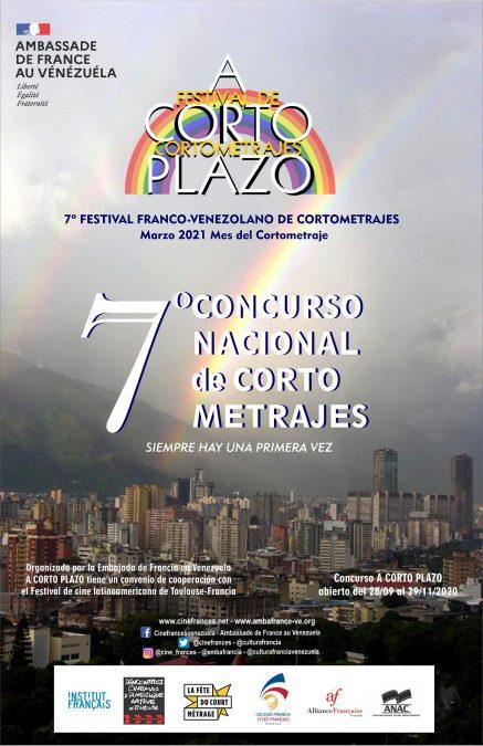 7º Festival Franco-Venezolano de Cortometrajes A CORTO PLAZO 2021