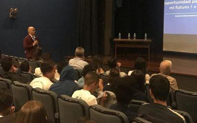 Auditorio Colegio Francia