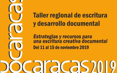 Taller regional de escritura documental 2019
