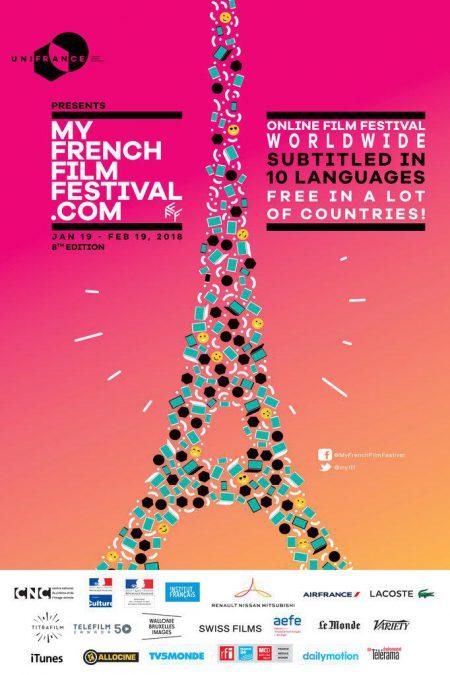 MyFrenchFilm Festival – 8th edicion