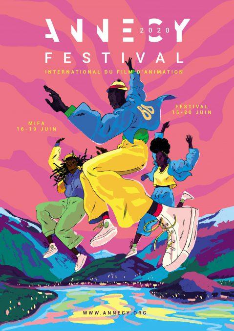 Festivales de cine de animación en Francia