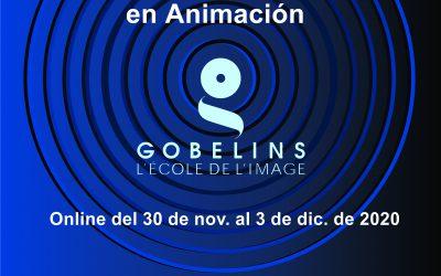 Taller online sobre el proceso creativo en animación