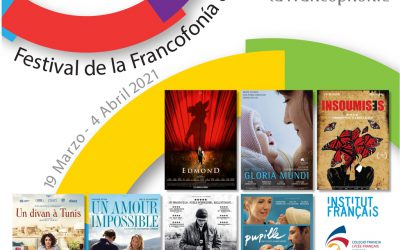 17º Festival de Cine Francófono 2021
