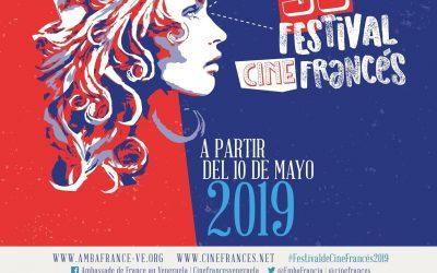 33º Festival de Cine Francés