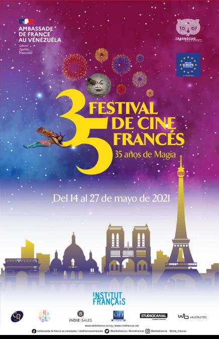 35º Festival de Cine Francés