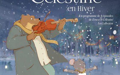 Ernest y Celestine, cuentos de invierno