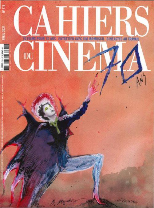 """Ciclo de cine """"70 años de la revista Cahiers du cinéma"""""""