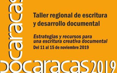 Taller regional de escritura documental 2019