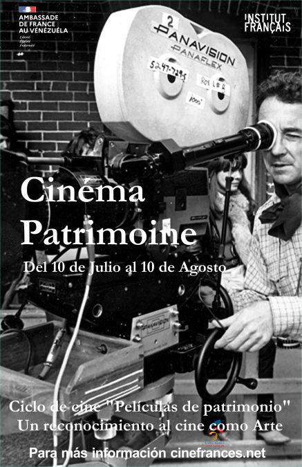 Ciclo de cine Películas de Patrimonio