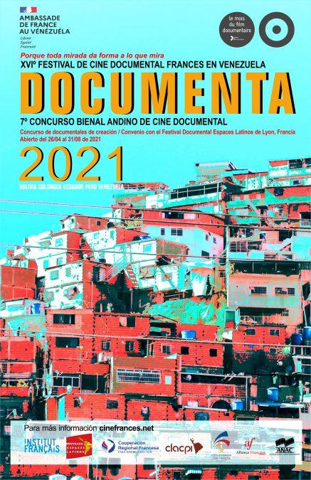 7º Concurso Bienal Andino de Cine Documental DOCUMENTA 2021