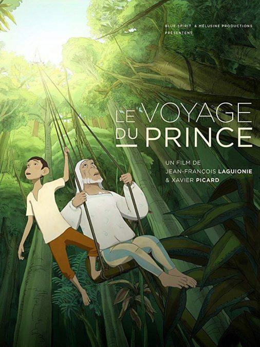 El viaje del Príncipe