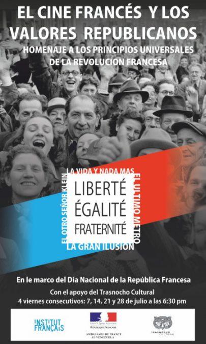 Cine Francés y Valores Republicanos 2017